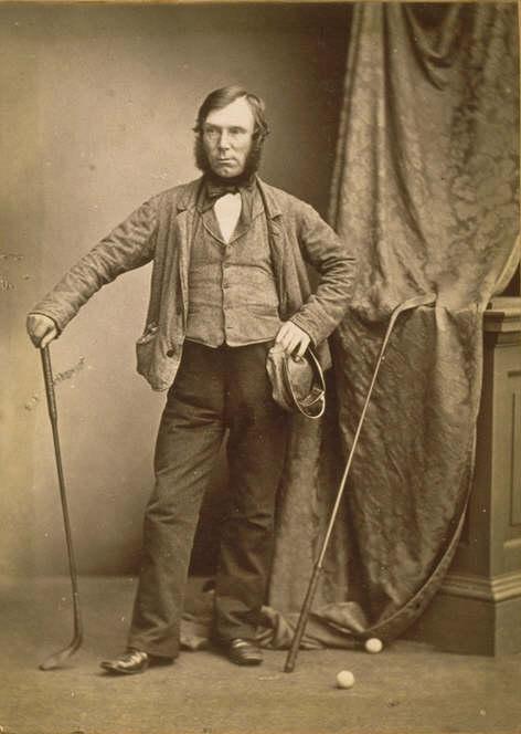Allan Robertson portrait